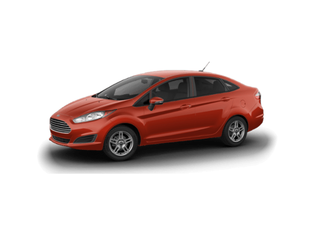 2019 Ford Fiesta SE 4dr Sedan Sedan